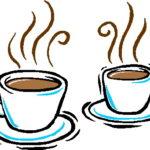 Eerst een kopje koffie