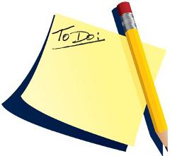 doel en to-do-lijst